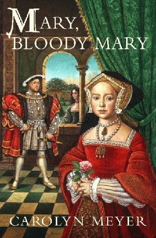 Image result for mary bloody mary carolyn meyer