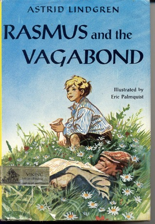 Rasmus and the Vagabond by Astrid Lindgren