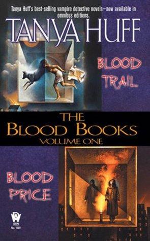 The Blood Books, Volume I (Vicki Nelson #1-2)