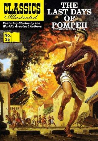 Last Days of Pompeii (with panel zoom) - Classics Illustrated