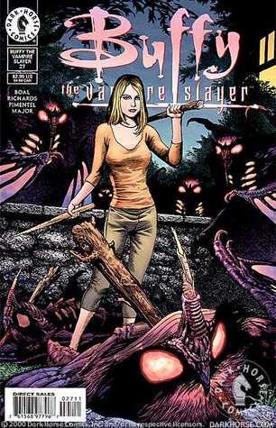 Buffy the Vampire Slayer #27 (Buffy Comics, #27)