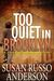 Too Quiet In Brooklyn (Fina Fitzgibbons, #1) by Susan Russo Anderson