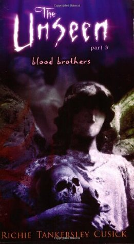 Blood Brothers by Richie Tankersley Cusick