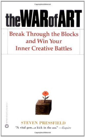 The War of Art: Break Through the Blocks & Win Your Inner Creative Battles (Paperback)