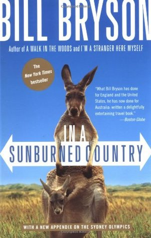 In a Sunburned Country (Paperback)