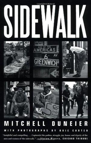 Sidewalk by Mitchell Duneier