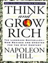 Think and Grow Rich by Napoleon Hill