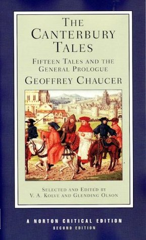 The Canterbury Tales Fifteen Tales And The General Prologue By