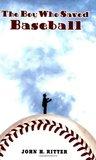 The Boy Who Saved Baseball (Cruz de la Cruz, #2)