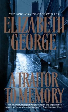Book Review: Elizabeth George's A Traitor to Memory
