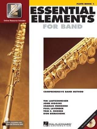 Essential Elements 2000: Book 1