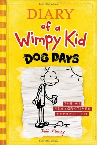 Dog days diary of a wimpy kid 4 by jeff kinney 6578293 solutioingenieria Choice Image