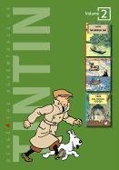 The Adventures of Tintin, Vol. 2: The Broken Ear / The Black Island / King Ottokar's Sceptre (Tintin, #6-8)