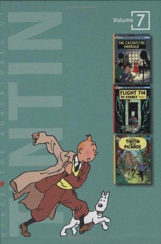 The Adventures of Tintin, Vol. 7: The Castafiore Emerald / Flight 714 to Sydney / Tintin and the Picaros