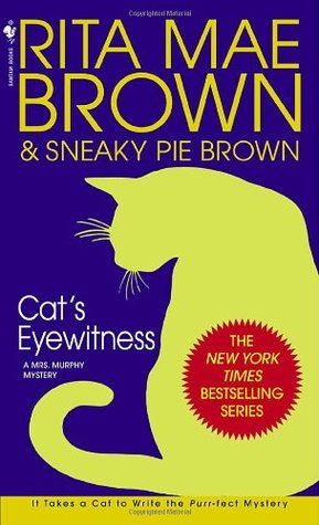 Image result for Cat's Eyewitness by Rita Mae Brown