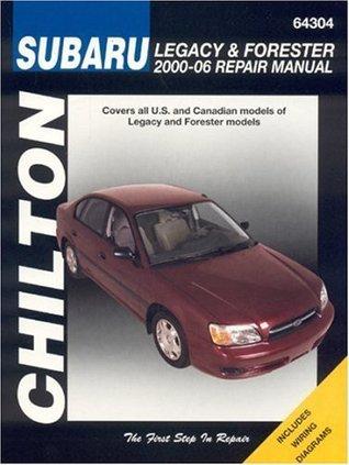 Subaru Legacy & Forester 2000-2006