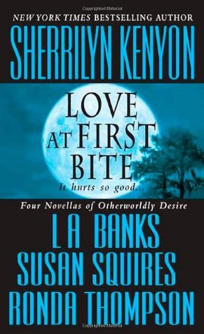 Love at First Bite (Dark-Hunter #6.5; Wild Wulfs of London #2.5; Companion #3.5)