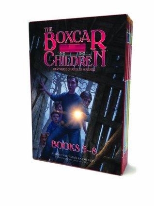 The Boxcar Children 5-8 (The Boxcar Children, #5-8)