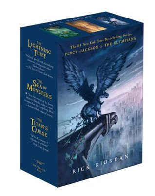 Percy Jackson and the Olympians (Percy Jackson and the Olympians, #1-3)