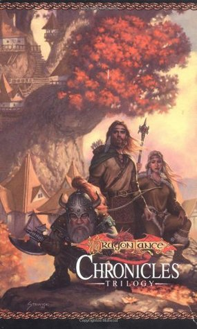 Dragonlance Chronicles Trilogy Gift Set by Margaret Weis