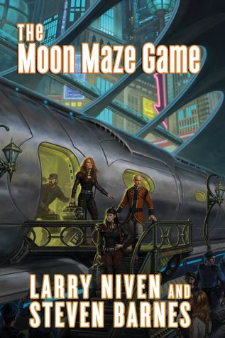 The Moon Maze Game by Larry Niven