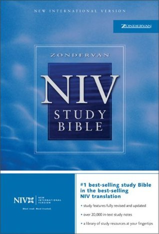 Zondervan NIV Study Bible, Indexed