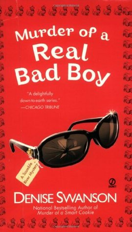 Murder of a Real Bad Boy (A Scumble River Mystery, #8)