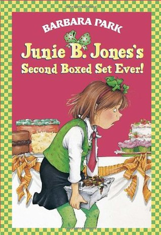 Junie B. Jones's Second Boxed Set Ever! (Junie B. Jones, #5-8)