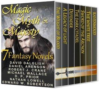 Magic, Myth & Majesty (7 Fantasy Novels)