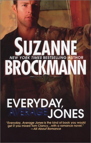 Everyday, Average Jones by Suzanne Brockmann