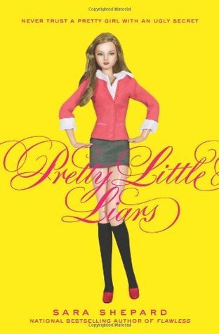 Pretty Little Liars Box Set (Pretty Little Liars, #1-4)