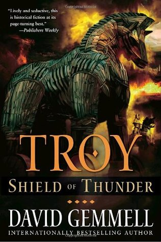 Shield of Thunder by David Gemmell