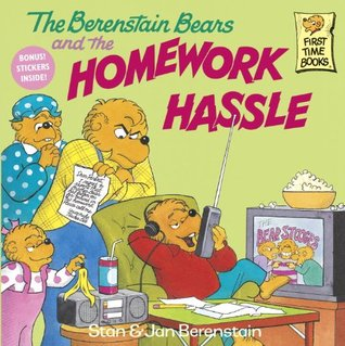 berenstain bears trouble with homework
