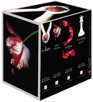 The Twilight Saga Complete Collection (Twilight, #1-4, 3.5)