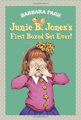 Junie B. Jones's First Boxed Set Ever! (Junie B. Jones, #1-4)