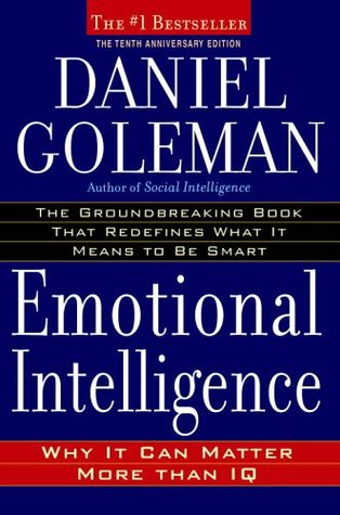 Emotional Intelligence: Why It Can Matter More Than IQ (Hardcover)