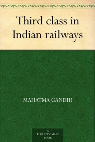 Third class in Indian railways