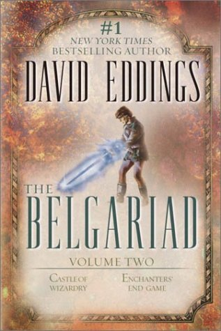 The Belgariad, Vol. Two by David Eddings
