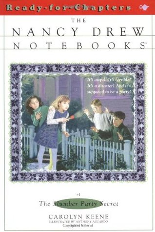 The Slumber Party Secret (Nancy Drew: Notebooks, #1)