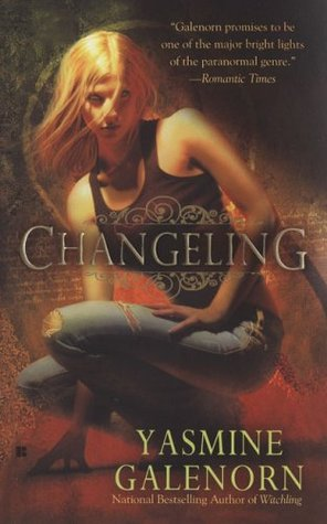 Book Review: Yasmine Galenorn's Changeling