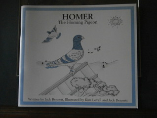 Homer The Homing Pigeon