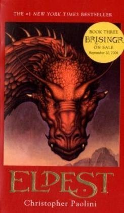 Eldest The Inheritance Cycle 2 By Christopher Paolini