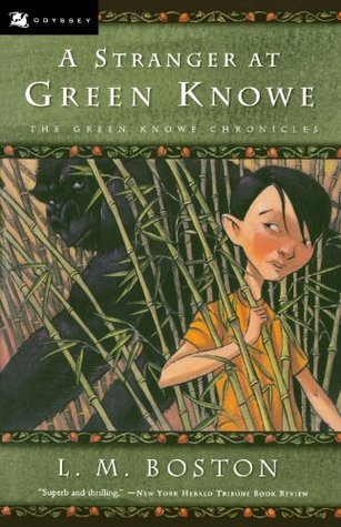 A Stranger at Green Knowe (Green Knowe, #4)
