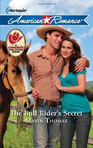 The Bull Rider's Secret by Marin Thomas