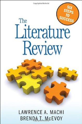 the literature review machi mcevoy