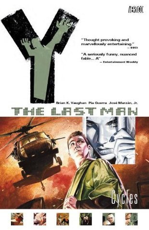 Y: The Last Man, Vol. 2: Cycles (Y: The Last Man, #2)