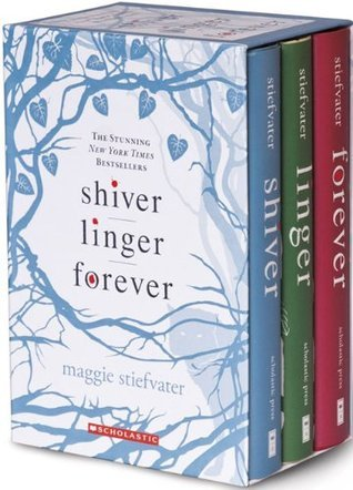 Shiver Trilogy Boxset (The Wolves of Mercy Falls, #1-3)