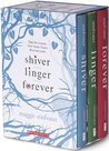 Shiver Trilogy Boxset by Maggie Stiefvater