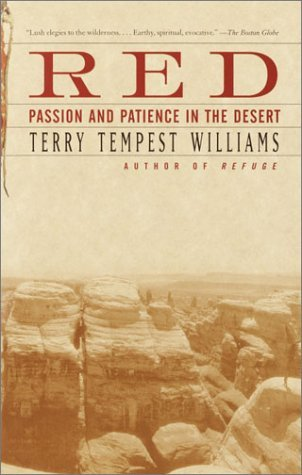 Red by Terry Tempest Williams
