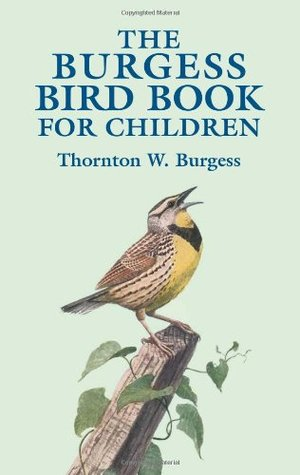 The Burgess Bird Book For Children Other Editions Enlarge Cover 8801